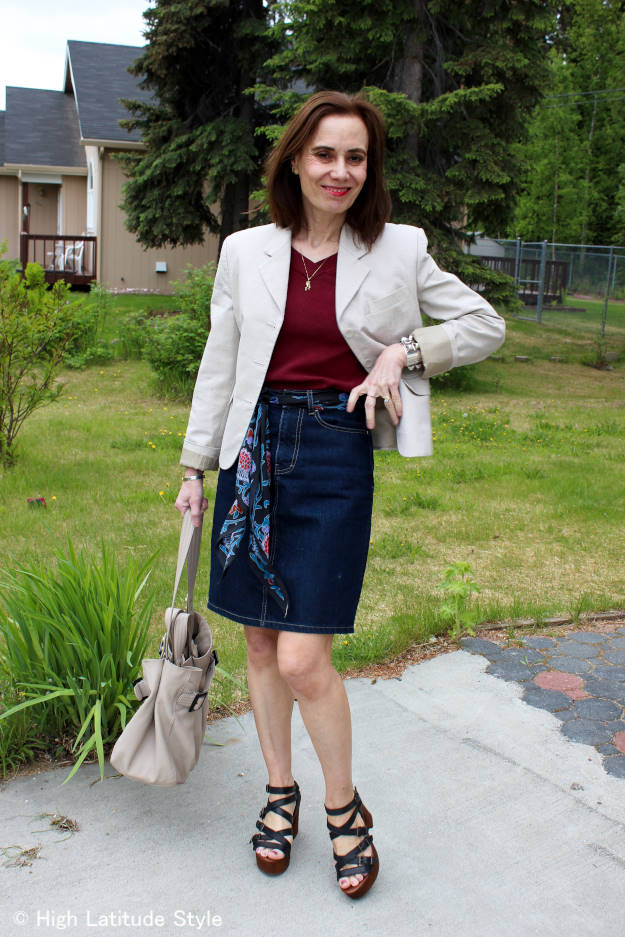 #Musse&Cloud #review #coolway California casual work outfit
