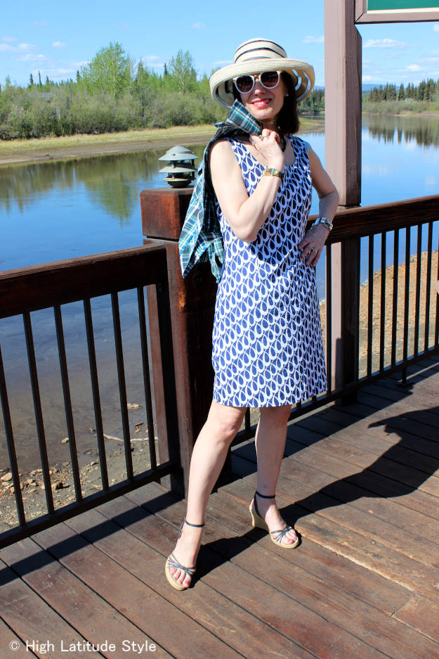 maturestyle picnic outfit