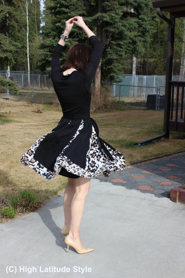 #fashionover50 DvF wrap dress Recap May @ http://wp.me/p3FTnC-4RL