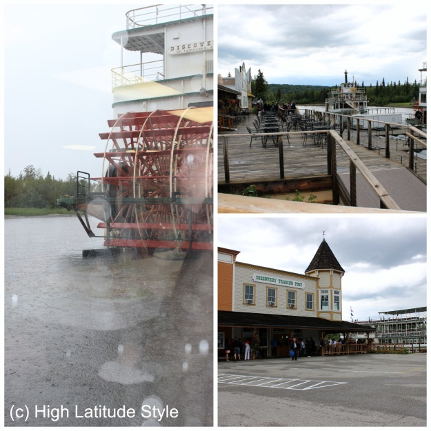 #FocusAlaska Riverboat Discovery landing post @ http://wp.me/p3FTnC-4X1