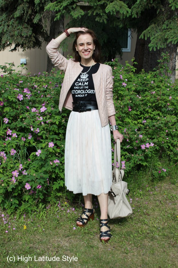 #fashionover40 Father's Day outfit inspirations at High Latitude Style