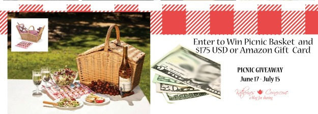 #HighLatitudeStyle Picnic #Giveaway basket and $175 giftcard @ http://wp.me/p3FTnC-4XY