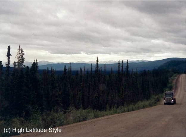#FocusAlaska permafrost area along the Dalton highway
