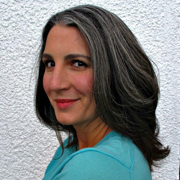 #grayhair beautiful gray hair