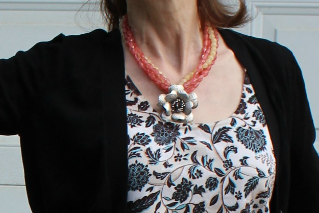 dagwood statement necklace