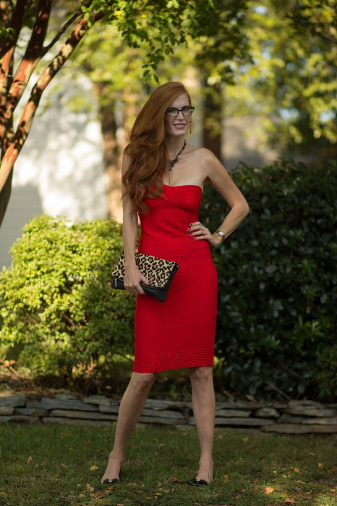 #over40fashion #redhead mature redhead wearing red