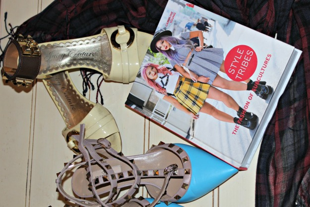 #fashionbookreview Style Tribes book and sub-culture styling elements
