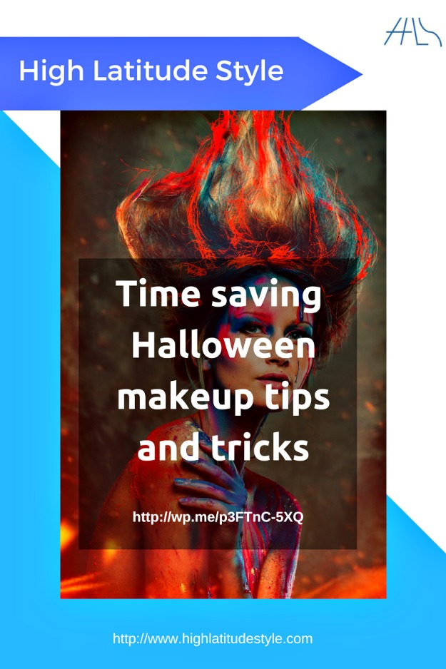 #Halloween time saving makeup tips