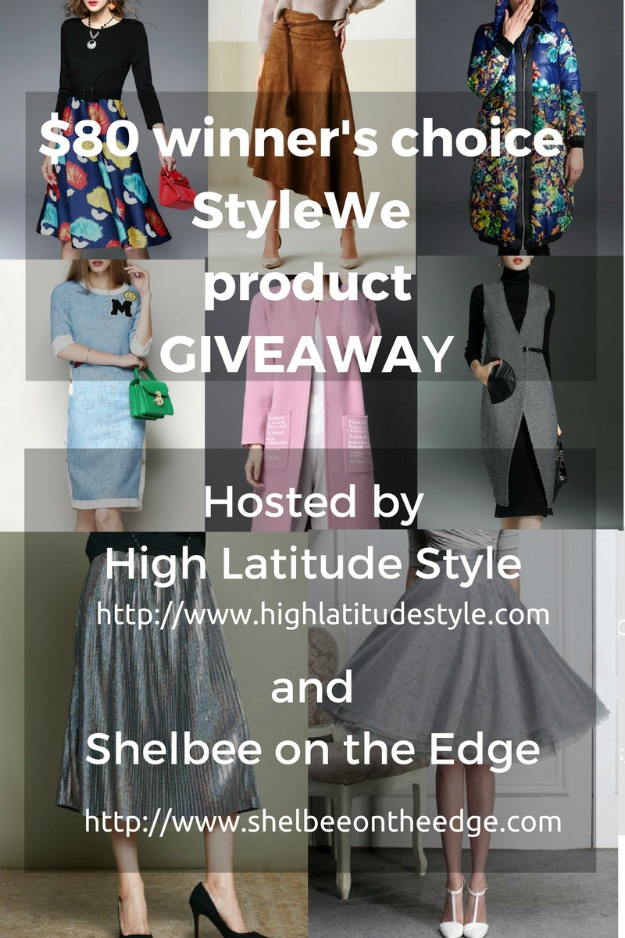 #giveaway #StyleWe $80 winner's choice of StyleWe product