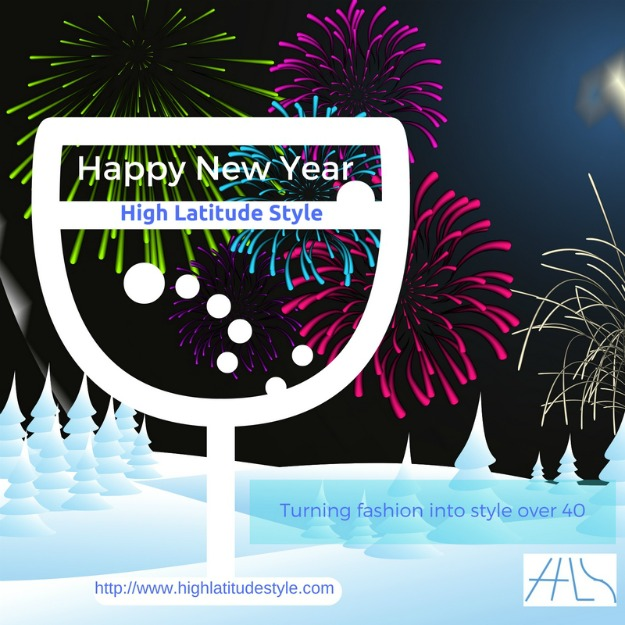 HappyNew Year from Nicole at High Latitude Style