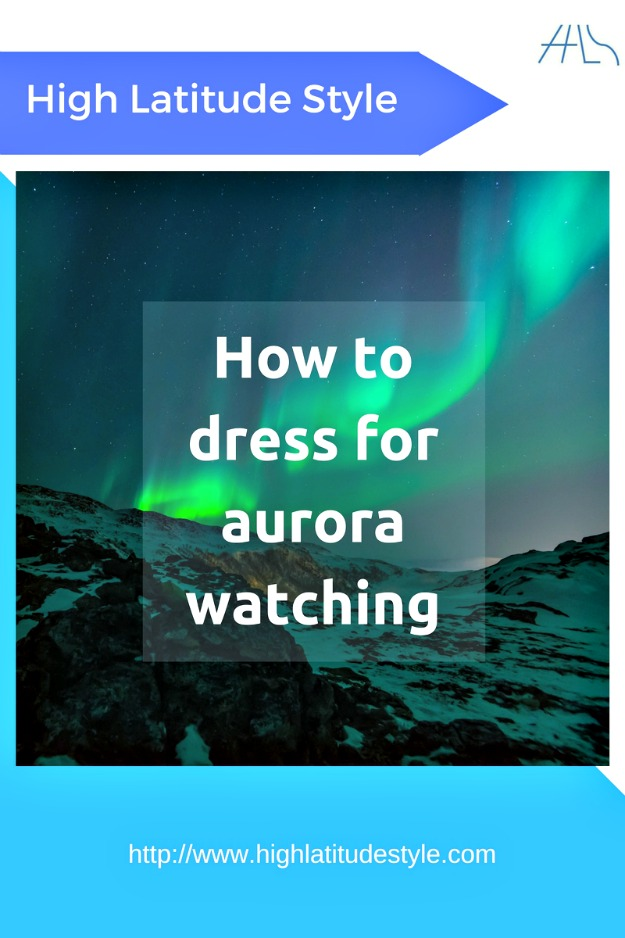 #FocusAlaska How to dress for aurora watching