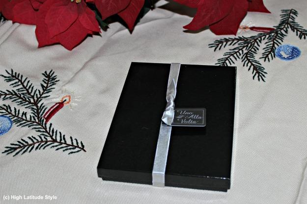 #UnaAllaVolta gift wrap