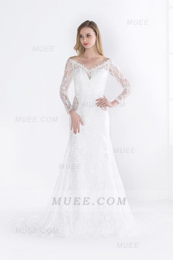 Muee wedding dress