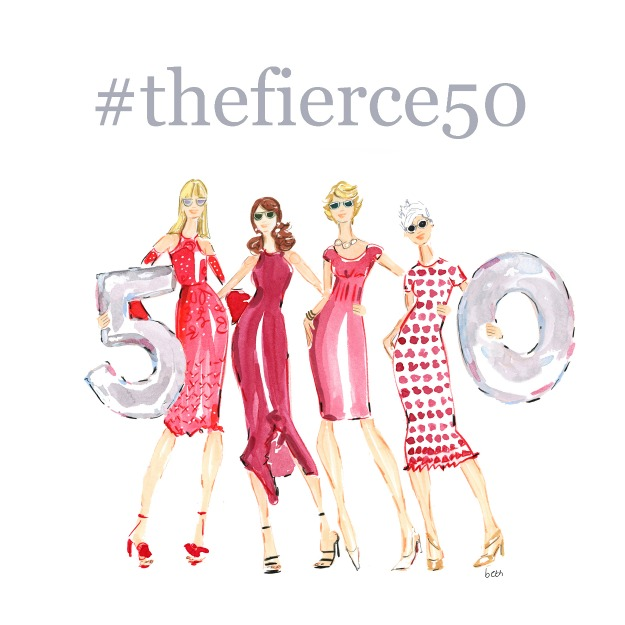 The Fierce 50