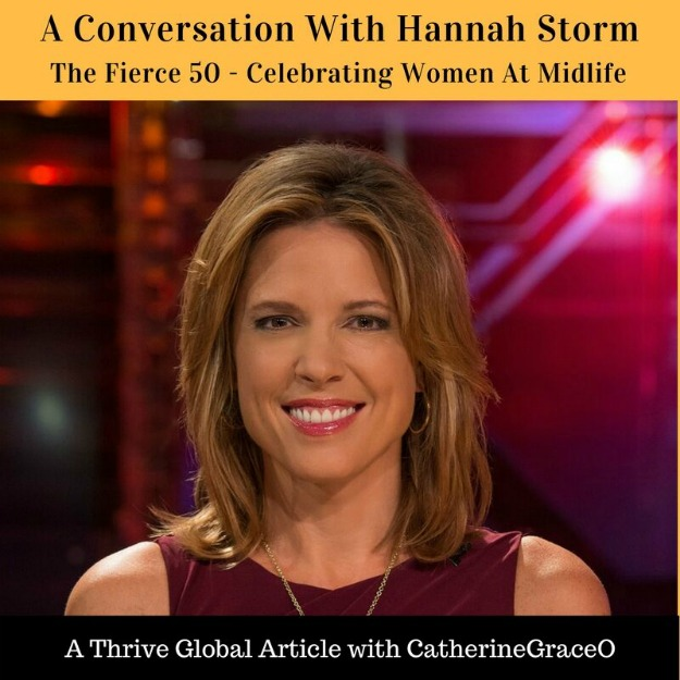 The Fierce 50 Hannah Storm