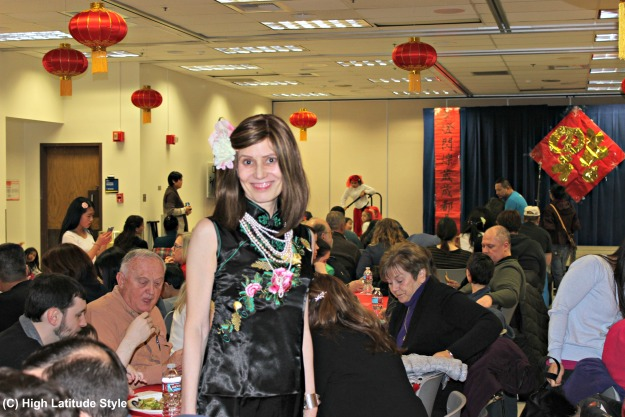 Chinese New Year's guests in Fairbanks