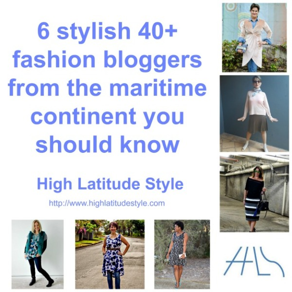 Six stylish 40+ bloggers