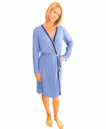 COOL-JAMS WICKING ROBE FOR TRAVEL AND HOT NIGHTS