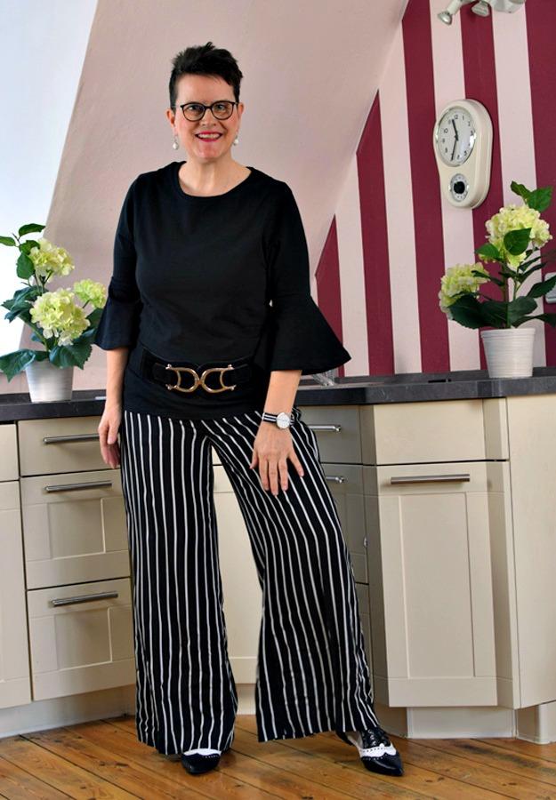 50plus fashion blogger Sabine