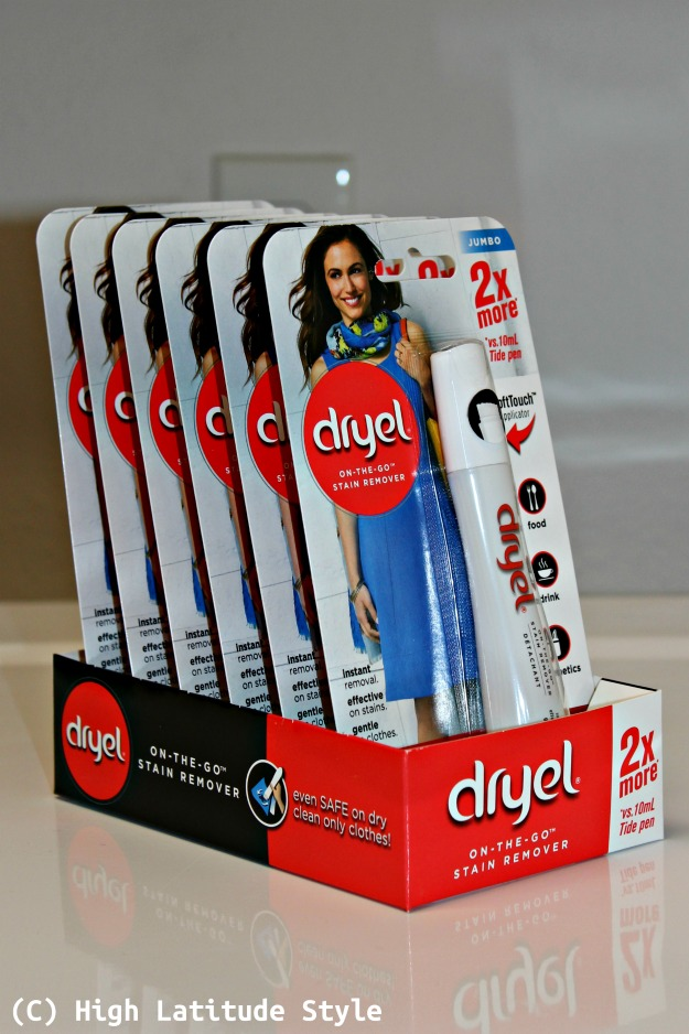iDryel clothes cleaning pens