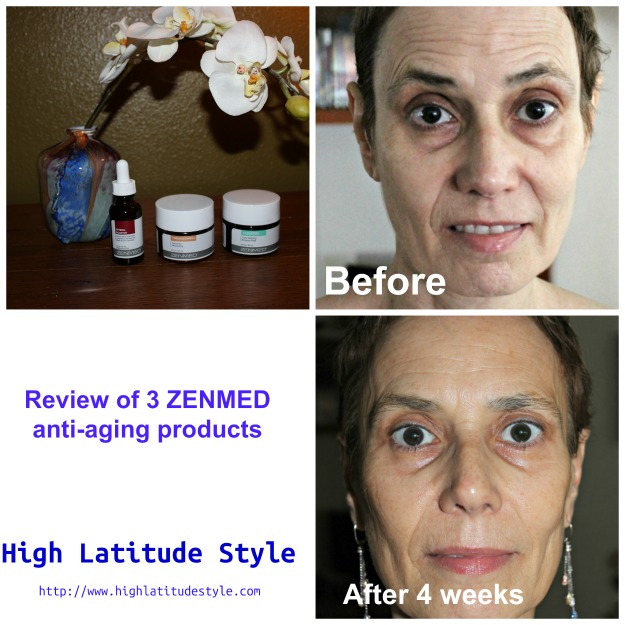 anti-aging beauty products for women over 40