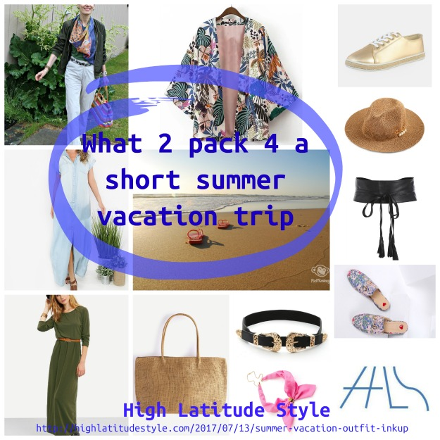 fashion over 40 what 2 pack 4 a short summer vacation
