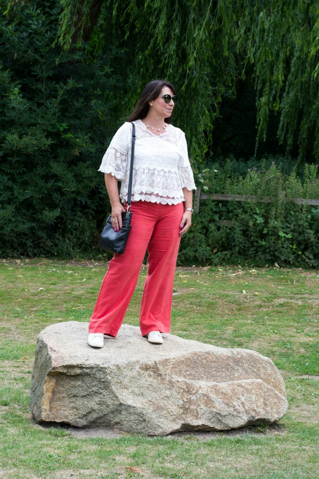 fashion blogger over 50