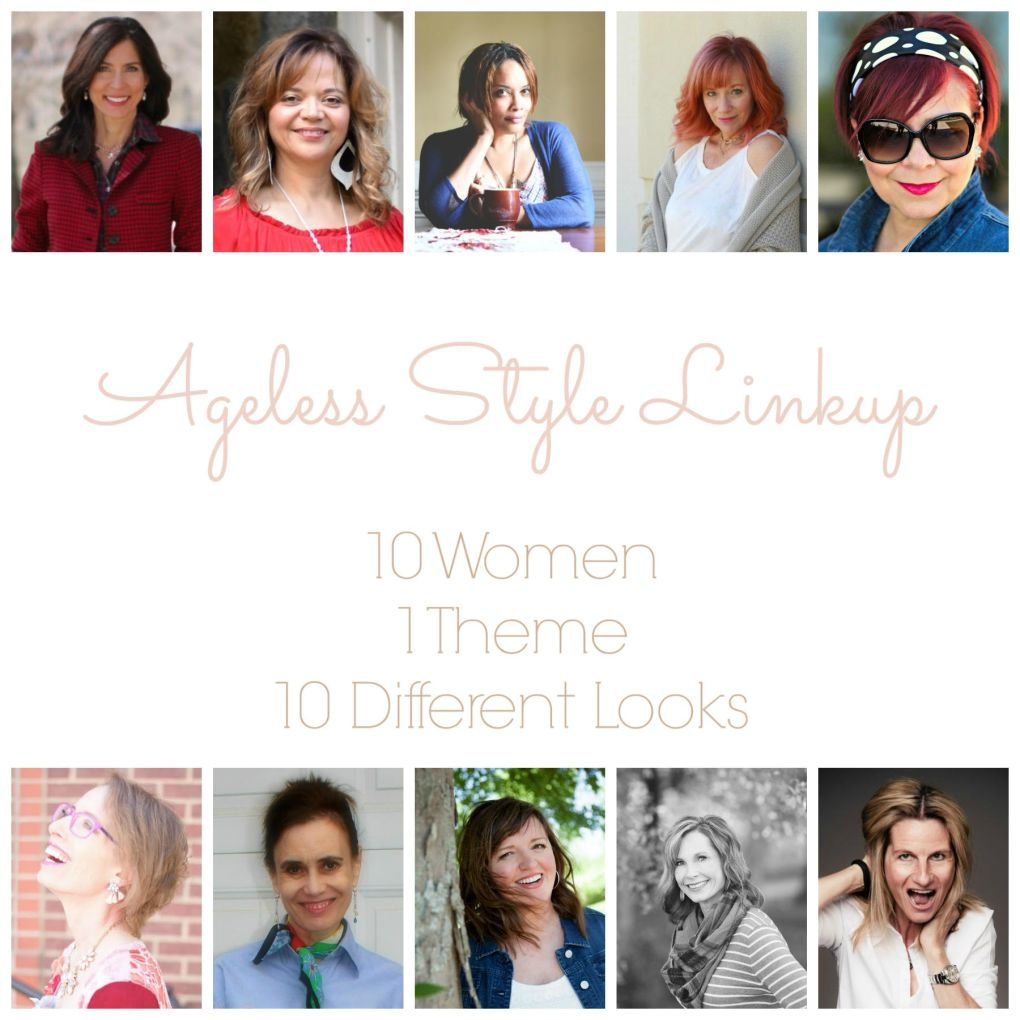 hostesses of the Ageless Style linkup