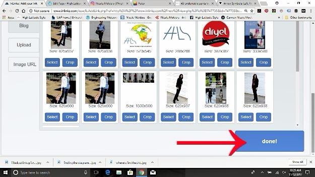 Illustration how to submit the linked post