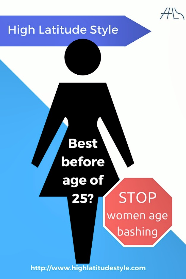 Women have no expiration date